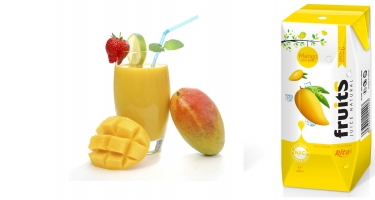 What can you do with mango juice?