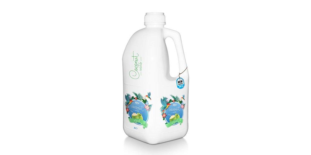 Natural Coconut Water 2L Pet Bottle